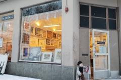 Экскурсия по галереям города. 4 февраля 2021г.